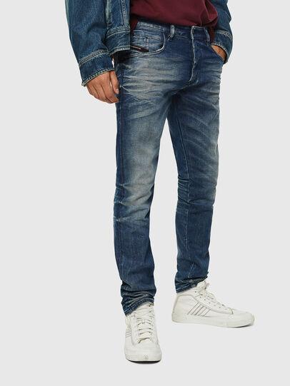 Diesel - D-Bazer 0090D, Mittelblau - Jeans - Image 1