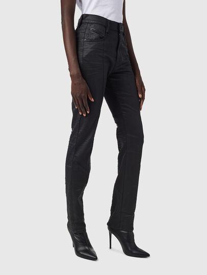 Diesel - D-Arcy JoggJeans® 069YI, Noir/Gris foncé - Jeans - Image 6