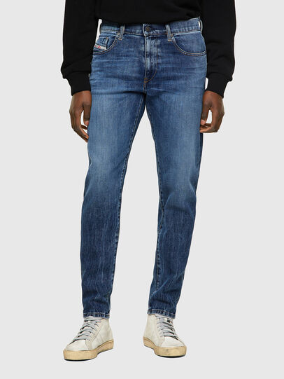 Diesel - D-Strukt 009VY, Blu Chiaro - Jeans - Image 1
