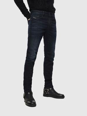 Thommer 084AY, Dunkelblau - Jeans