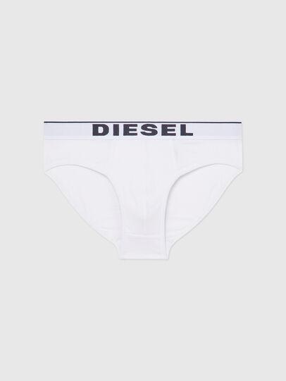 Diesel - UMBR-ANDRE, Bianco - Slip - Image 4