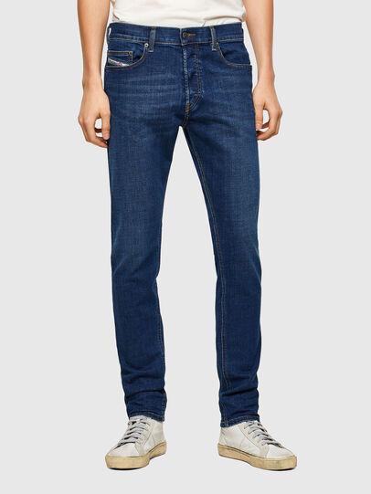 Diesel - D-Luster 009NN, Blu Scuro - Jeans - Image 1