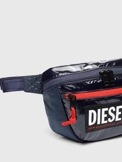 Diesel - LOKI PAT, Bleu - Sacs en bandoulière - Image 4