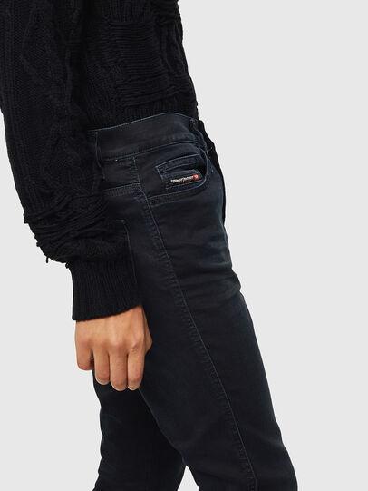 Diesel - D-Reeft JoggJeans 069KJ, Schwarz/Dunkelgrau - Jeans - Image 3