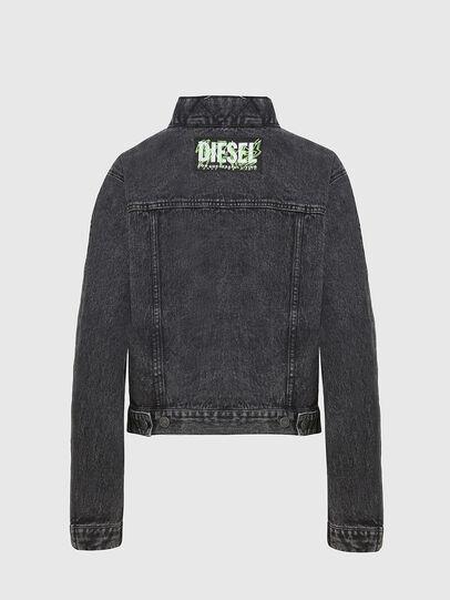 Diesel - G-DANIEL, Nero - Giacche - Image 2