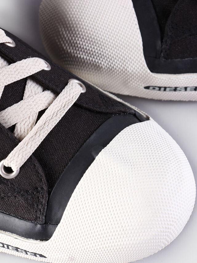 Diesel - EXPOSURE LOW, Schwarz - Sneakers - Image 4