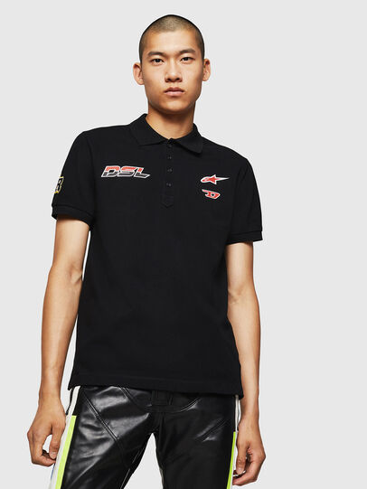 Diesel - ASTARS-T-NIGHT-NEW,  - T-Shirts - Image 1