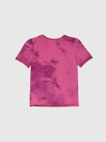 Diesel - TINTDB-R, Rose - T-shirts et Hauts - Image 2