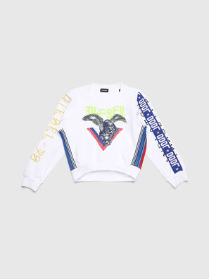 SLYANYDY, Weiß - Sweatshirts