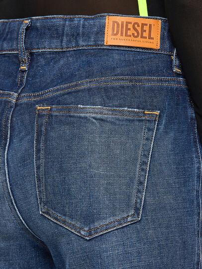 Diesel - D-Joy 009ET, Mittelblau - Jeans - Image 3