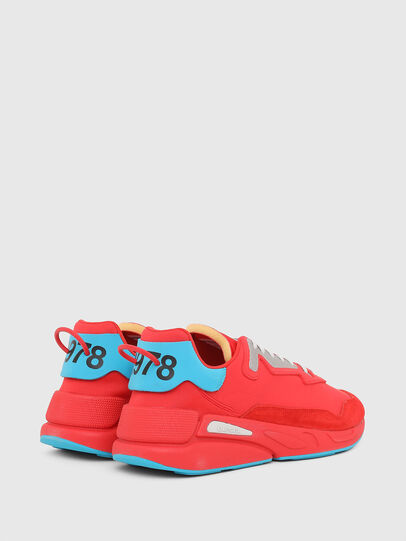 Diesel - S-SERENDIPITY LC, Rosso - Sneakers - Image 3