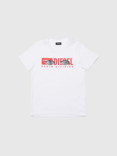 Diesel - TSILYYD, Weiß - T-Shirts und Tops - Image 1