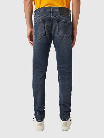 Diesel - D-Strukt 09B25, Blu Scuro - Jeans - Image 2
