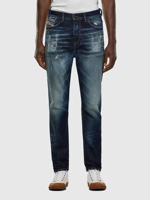 D-Vider 0092I, Dunkelblau - Jeans