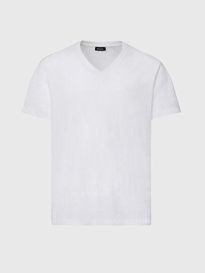 Diesel - T-RANIS-NEW2, Bianco - T-Shirts - Image 1