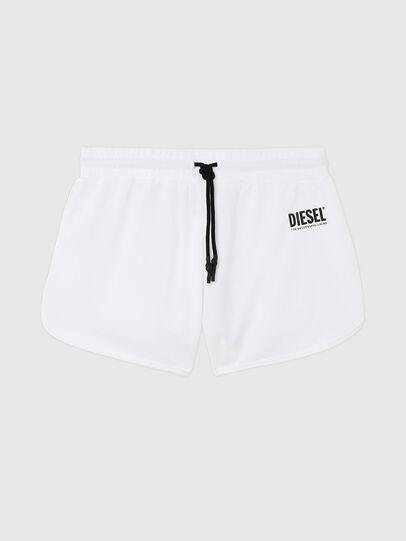 Diesel - UFLB-SHORTER, Blanc - Pantalons - Image 1