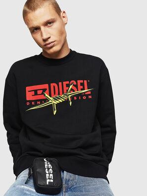 S-BAY-BX5, Schwarz - Sweatshirts