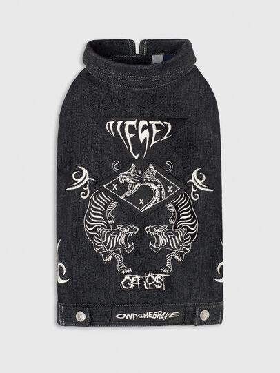 Diesel - PET-TIGERS, Noir - Other Accessories - Image 3