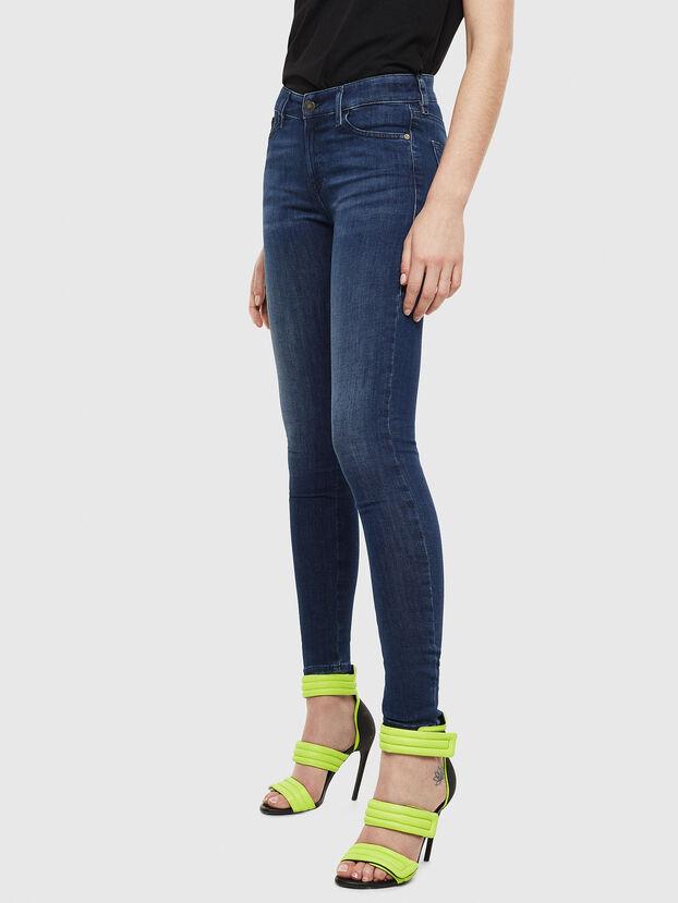 Slandy 069JP, Dunkelblau - Jeans