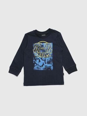 TRAVEB-R, Dunkelblau - T-Shirts und Tops