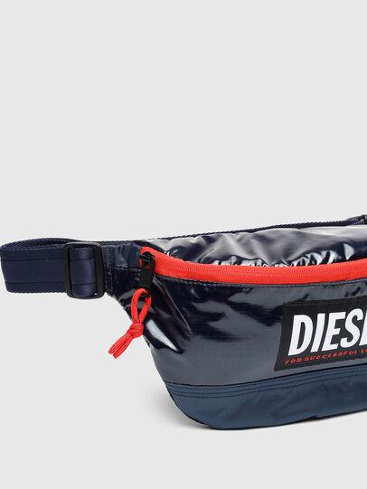 Diesel - LYAM PAT, Bleu - Sacs ceinture - Image 3