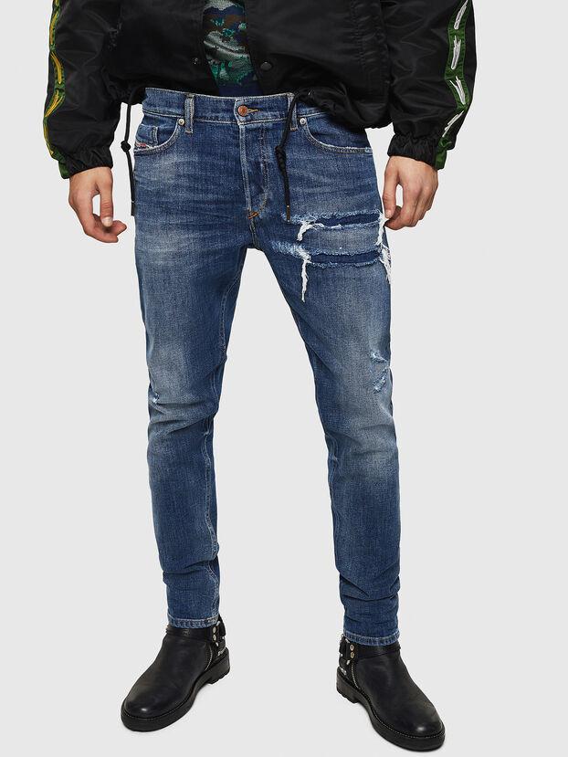 Tepphar 0890X, Mittelblau - Jeans