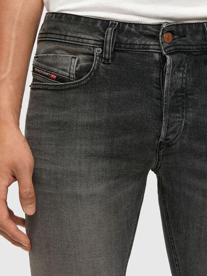 Diesel - Sleenker 009JF, Schwarz/Dunkelgrau - Jeans - Image 3