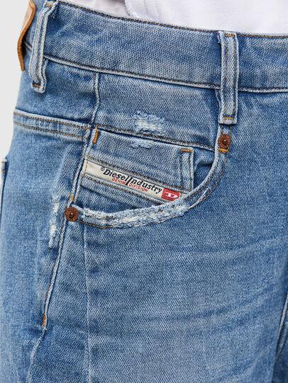 Diesel - Fayza 009EU, Hellblau - Jeans - Image 4