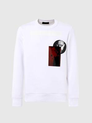 S-ARGON-A, Weiß - Sweatshirts