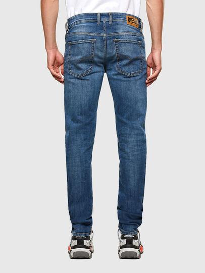 Diesel - Sleenker 069FZ, Blu medio - Jeans - Image 2