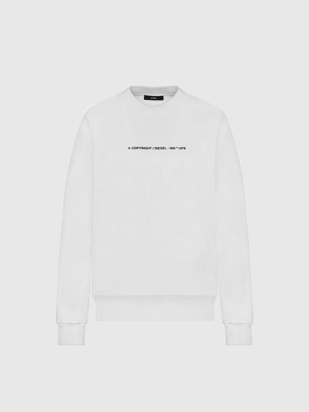 S-BIAY-COPY, Weiß - Sweatshirts