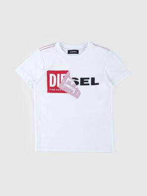 TOQUEB MC-R, Weiß - T-Shirts und Tops