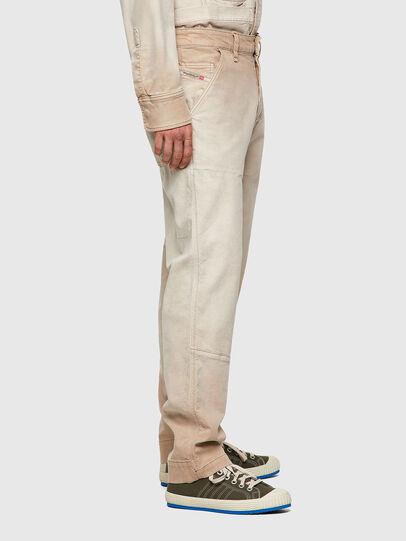 Diesel - D-Azerr JoggJeans® 069WG, Weiß - Jeans - Image 7