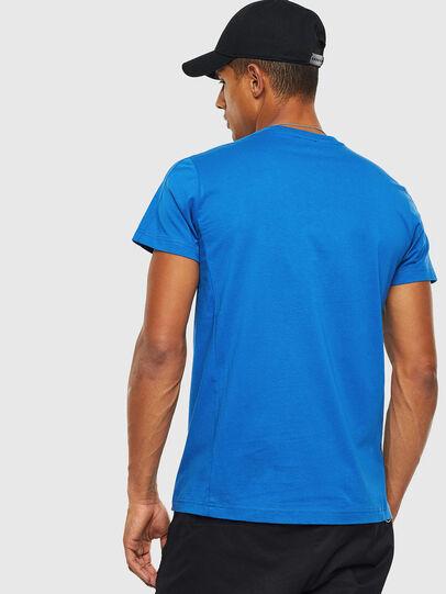 Diesel - T-HOVER, Blau - T-Shirts - Image 2