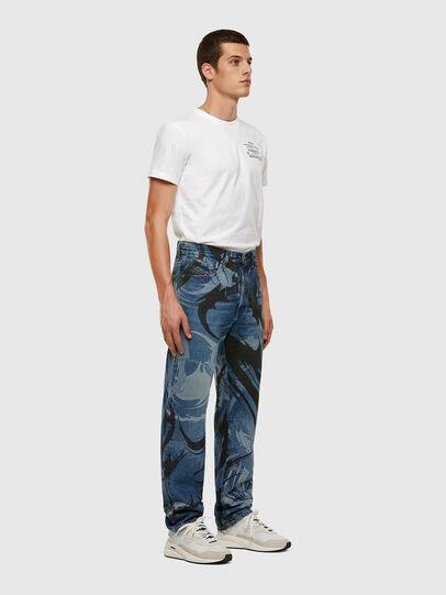 Diesel - D-Macs 0079I, Mittelblau - Jeans - Image 6