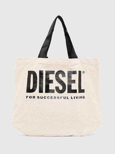 Diesel - LYVENZA, Weiß/Schwarz - Shopper und Schultertaschen - Image 1