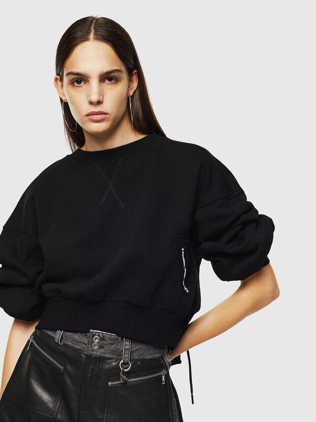 F-MONDY, Schwarz - Sweatshirts