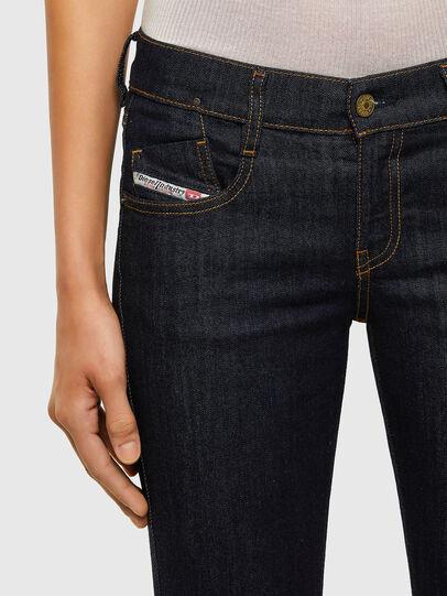 Diesel - D-Ebbey 069MX, Bleu Foncé - Jeans - Image 3