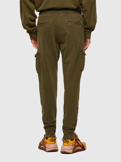 Diesel - P-TARPOCK, Vert Militaire - Pantalons - Image 2