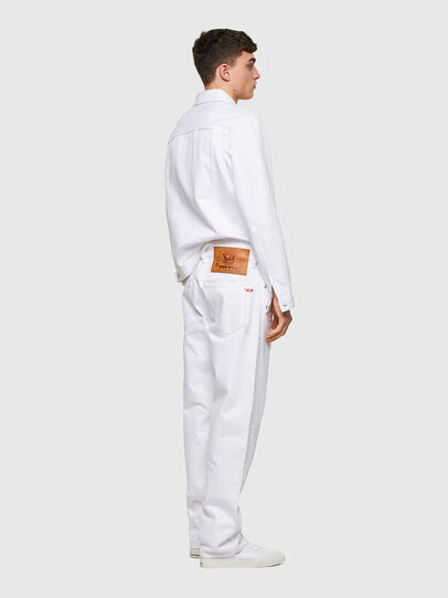 Diesel - D-Macs 0ABBY, Blanc - Jeans - Image 5
