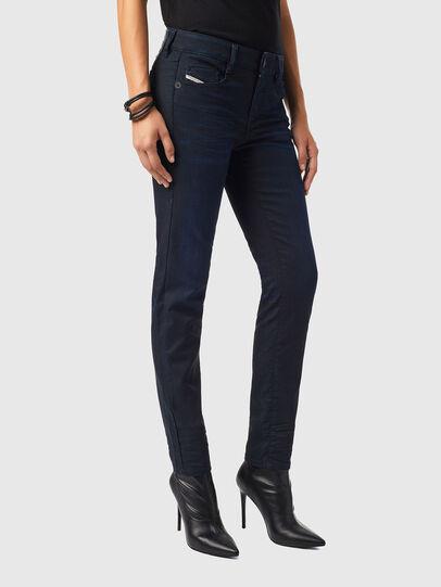 Diesel - D-Ollies JoggJeans® 069XY, Bleu Foncé - Jeans - Image 4