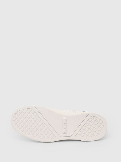 Diesel - S-CLEVER LOW LACE W, Blanc - Baskets - Image 5