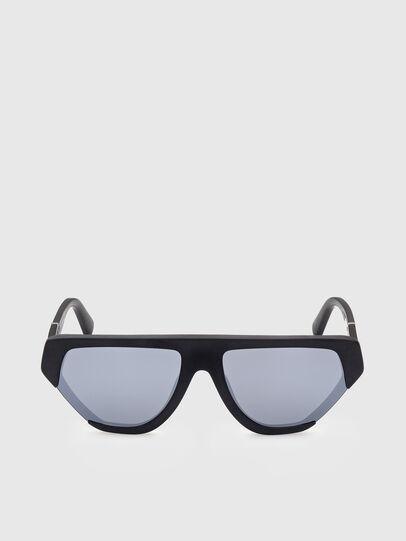 Diesel - DL0322, Schwarz - Sonnenbrille - Image 1