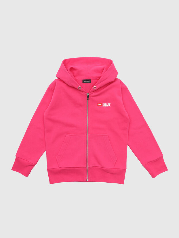 SALBYZIP OVER, Rosa - Sweatshirts
