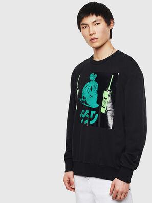 S-BIAY-S1, Schwarz - Sweatshirts