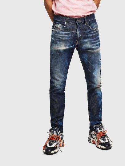 Diesel - D-Strukt 009BH, Dunkelblau - Jeans - Image 1