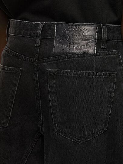 Diesel - D-Spritzz 009RN, Schwarz/Dunkelgrau - Jeans - Image 4