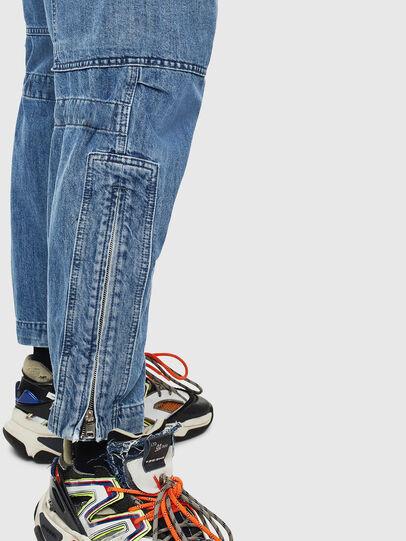 Diesel - D-Luks 009CL, Hellblau - Jeans - Image 5