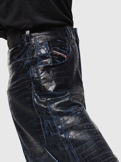 Diesel - D-Luite JoggJeans 0094R, Dunkelblau - Jeans - Image 3