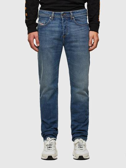 Diesel - Buster 009EI, Mittelblau - Jeans - Image 1